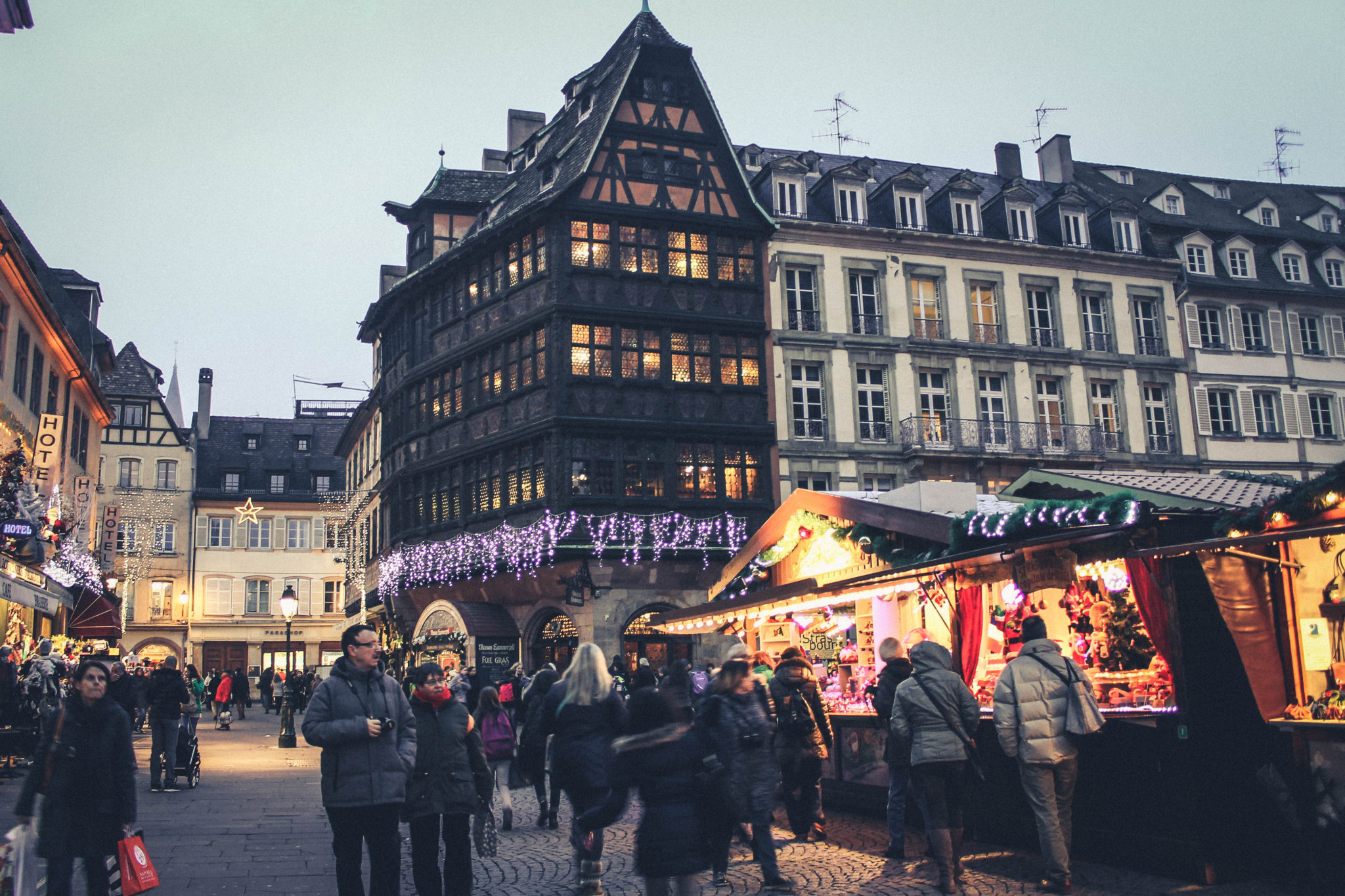 Strasbourg France Christmas Time.The Best One Week France Itinerary For Winter Curious